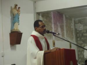 Pe Ildo Fortes, bispo eleito de Mindelo (paróquia de S. Vicente)
