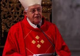 Patriarca de Lisboa. Foi ele quem enviou a DOm Ildo como padre Ildo mes
