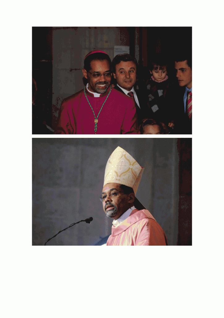 Dom Ildo Fortes, Bispo de Mindelo