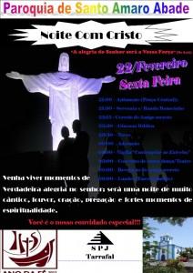 noite com o Senhor JESUS spj tarrafal